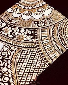 Henna Tattoo Designs Arm, Mehndi Designs Finger, Basic Mehndi Designs, Henna Hand Designs, Stylish Mehndi Designs, Mehndi Designs For Beginners, Mehndi Designs For Girls, Mehndi Designs For Fingers, Round Mehndi Design