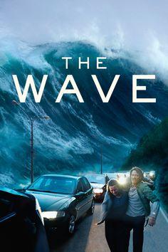 The Wave Movie Poster - Kristoffer Joner, Ane Dahl Torp, Jonas Hoff Oftebro  #TheWave, #KristofferJoner, #AneDahlTorp, #JonasHoffOftebro, #RoarUthaug, #ActionAdventure, #Art, #Film, #Movie, #Poster