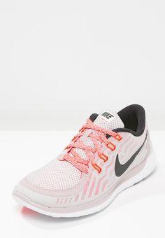 on sale 3730f 0ca5b Nike Performance FREE 5.0 - Trainers - violet ash black white hyper orange