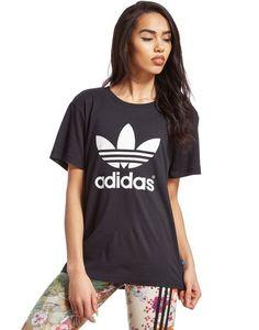 ADIDAS ORIGINALS TREFOIL OVERSIZE T-SHIRT #style #fashion #trend #onlineshop #shoptagr