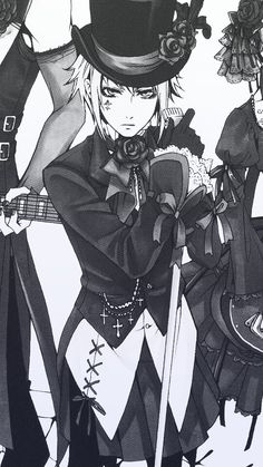Drossel Keinz - Black Butler - Kuroshitsuji
