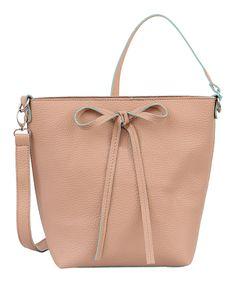 Another great find on #zulily! Mellow World Peach Jen Crossbody Bag by Mellow World #zulilyfinds