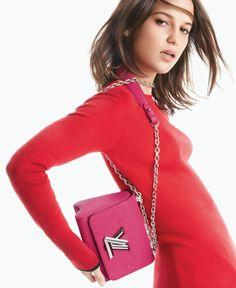 Alicia Vikander – Louis Vuitton Spring Summer 2016