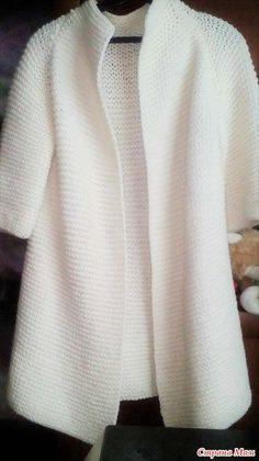 Size Yarn Alize Lana Gold Plus Knitting needles Backrest :: dial and knit garter viscous. Next, close on on both sides and go Size Yarn Alize Lana Gold Plus Knitting needles Backrest :: dial and knit garter viscous. Next, close on on both sides and go Crochet Coat, Knitted Coat, Crochet Jacket, Crochet Cardigan, Crochet Clothes, Knitting Patterns Free, Baby Knitting, Knitting Needles, Free Pattern