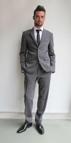 #WILCOLOOK #moda #hombre totallook #Bking corbata #merc zapatos #angelinfantes http://www.miinto.es/shops/b-1040-wilco