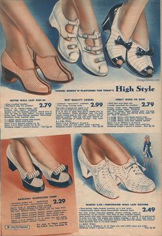 Summer 1942 Sale - Chicago Mail Order Company   VintageStitches.com