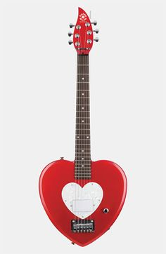 Daisy Rock 'Debutante - Heartbreaker' Electric Guitar Starter Kit available at #Nordstrom $349.99