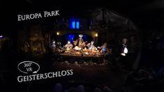 Europa Park Geisterschloss 360° VR POV Onride Park, Concert, Youtube, Parks, Concerts, Youtubers, Youtube Movies