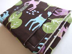 Wickelunterlagen - Wickelunterlage für unterwegs - ein Designerstück von alsen bei DaWanda
