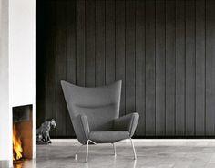 Hans Wegner ch445 Lounge Chair