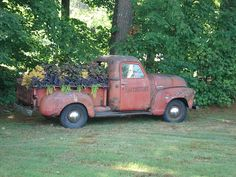 1952 Chevy Truck by carcrazy6509, via Flickr