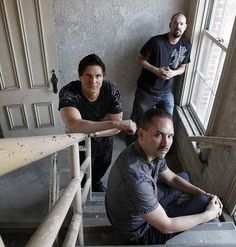Ghost Adventures: 💖Zack💖,💗Nick💗 et 💟Aaron💟 Ghost Shows, Ghost Adventures Zak Bagans, Ghost Hunters, Travel Channel, Haunted Places, Love At First Sight, Film, Paranormal, A Team