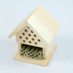 Build Your Own Insect House In A Tin