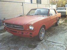 Ford : Mustang Base 1965 mustang