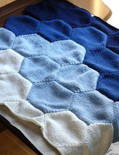 Ravelry: Sky Blanket pattern by Margaux Hufnagel