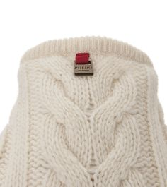 POLDO DOG COUTURE - UDINE Cable knit jumper. #poldodogcouture #poldo #dog #couture #detail #jumper #dogoutfitters