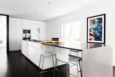 Client: Pure Cuisines et mobiliers européens - Country: Canada - City: Montréal - Project: Westmount - Year of creation: 2014 - Design: Martha Franco #CesarKitchen #design #interiors #kitchen