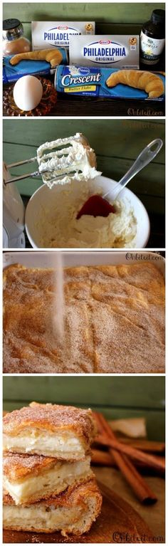 Churro Cheesecake Pinner said: One of the BEST recipes you'll EVER make!!
