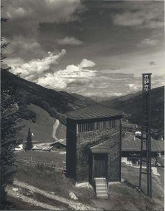 Saint Benedict Chapel in Sumvitig,1988