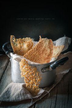 Cialde croccanti di farina: quando la magia prende forma