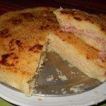 la mia torta di patate !!!!!