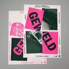 The Exercises, Design & Typography Art Pop, Pop Art Design, Print Design, Graphic Design Posters, Graphic Design Inspiration, Grid Graphic Design, Typography Poster, Typography Design, Punk Poster