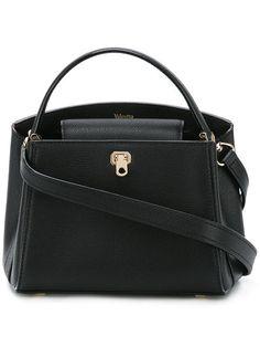VALEXTRA 'Micro Brera' Shoulder Bag. #valextra #bags #shoulder bags #leather #