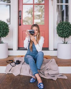 "17.7k Likes, 222 Comments - Julia Engel (Gal Meets Glam) (@juliahengel) on Instagram: ""Answering the top three most-asked photography questions we get over on galmeetsglam.com today…"""