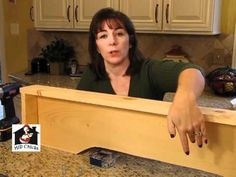 Building your own custom cornice board