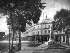 Hotel Telegrafo, 1920