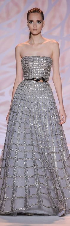 Zuhair Murad Couture Fall 2014. Please like http://www.facebook.com/RagDollMagazine and follow @RagDollMagBlog @priscillacita