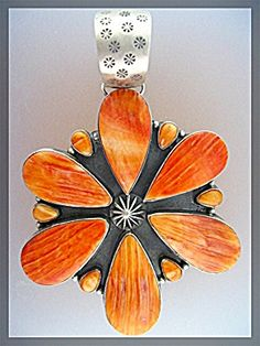 Pendant  Spiny Oyster Sterling Silver $575.00