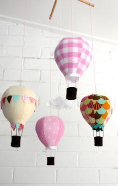 Craft Schmaft — Balloon Mobile Kit - Pink