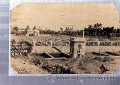 TARJETA POSTAL PLANTA DE PURIFICACIÓN SANTA CLARA, CUBA (Postales - Postales Extranjero - América - Cuba)