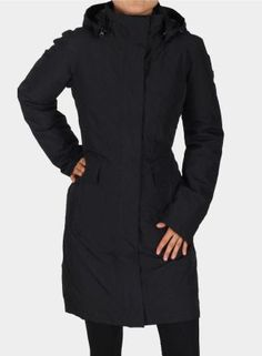 Suzanne Triclimate Lady - tnf black