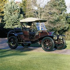 1910 Cadillac Model 30 3-passenger Roadster