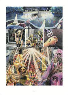 B comics ★ Fucilate a strisce. SHHH!  Silvia Righetti.