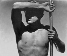 Horst P Horst, 1931, by his then lover George Hoyningen-Huene.