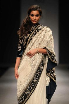 saree by Tarun Tahiliani