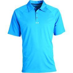 Oakley Elemental Polo - 431875-67E Fluid Blue  £29.99
