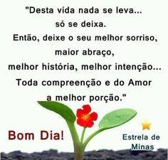 *Por Via Das Dúvidas*: Bom Dia Estrela De Minas * Antonio Cabral Filho - ...