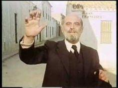 """Moguer y JRJ 1980 A De Moguer dijo JR: """"Moguer es igual que un pan de trigo, blanco por dentro, como el migajón, y dorado por fuera, como la blanda corteza""""."""