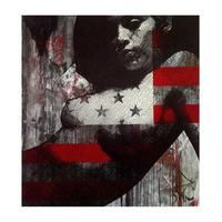 American Girl - Empire Icon - Small By Ben Allen: Category: Art Currency: GBP Price: GBP90.00 Retail Price: 90.00 'American Girl – Empire…