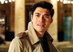 Last Christmas Movie Source — weheartfandom: Henry Golding in Last Christmas. Michelle Yeoh, Emma Thompson, Emilia Clarke, Series Movies, Movies And Tv Shows, Last Christmas Movie, Beautiful Boys, Beautiful People, Best Movie Quotes