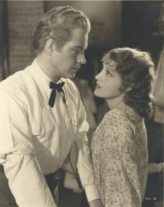 Original, double weight photo of Jeanette MacDonald and Nelson Eddy during the filming of the first Maytime. Don't know whether this is part of the movie or a BTS shot. You can just read the tension between them following the announcement of Jeanette's engagement to Gene Raymond - ESCANO COLLECTION