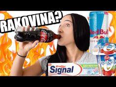 Umelé sladidlá = smrť? Drink Bottles, Ale, Drinks, Youtube, Drinking, Beverages, Ale Beer, Drink, Youtubers