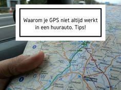 Waarom je GPS niet altijd werkt in een huurauto. Handige tips!