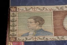Fore-edge painting: Edward Capell