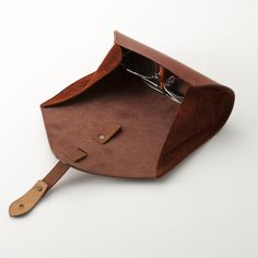 Tobacco and pipe pouch instead