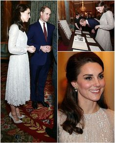 """2,874 Likes, 14 Comments - Catherine Elizabeth Middleton (@katemiddletonphoto) on Instagram: """"Our lovely Catherine and our charming William are right now attending the UK-India reception at…"""""""